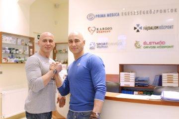 Páratlan páros: Szakértők segítik a Rippel Fivéreket a jobb felkészülésben